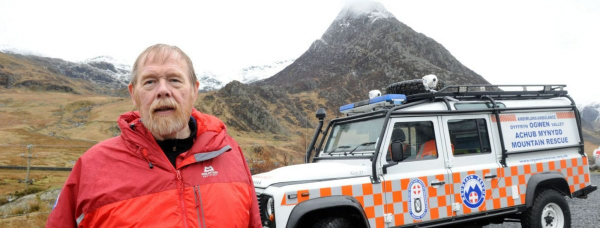 Mountain Rescue SAR