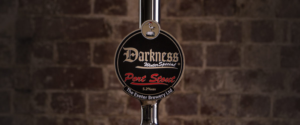 Darkness Port Stout
